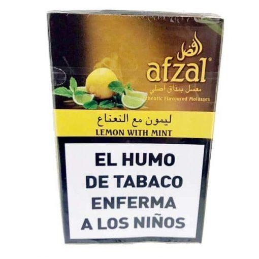 tabaco afzal mint narguile precios economicos