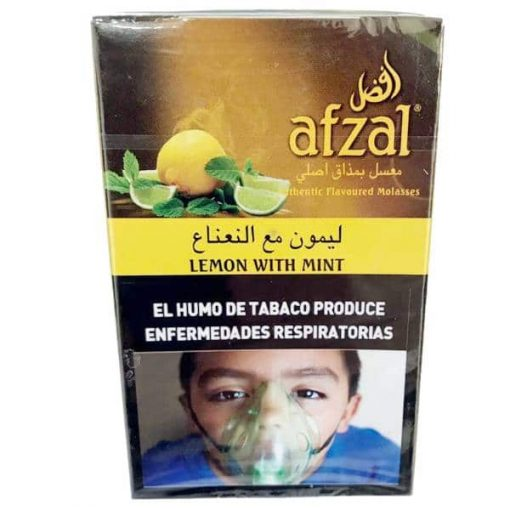 tabaco afzal mint narguile venta online