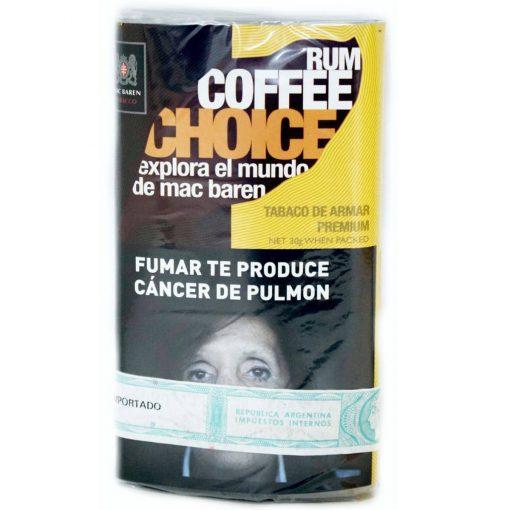 tabaco mac baren rum coffee precio online