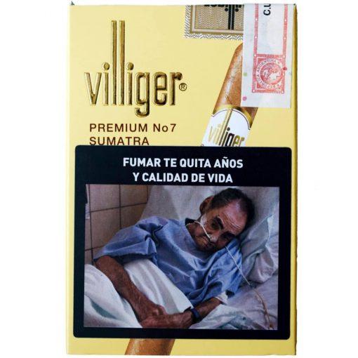 cigarros villiger sumatra N7 precios