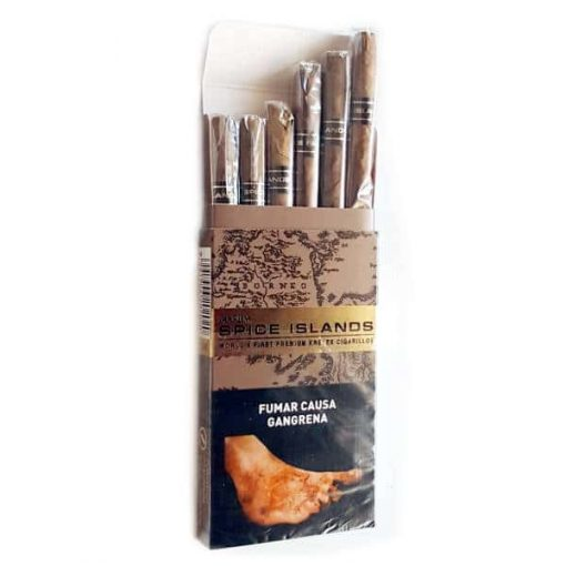 djarum spice island cigarros precios baratos