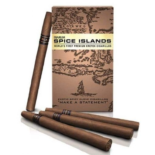 djarum spice island cigarros venta online