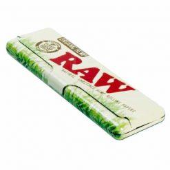 lata porta seda raw fumar accesorios