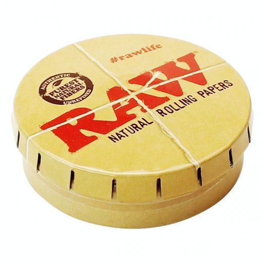 lata redonda pop up tin raw