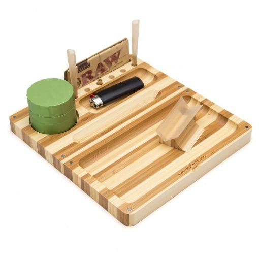 organizador raw bambu precio