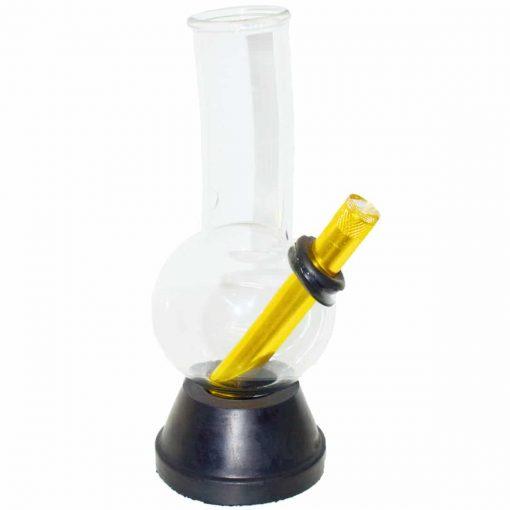 bong de vidrio pyrex con base de goma venta online