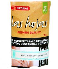 tabaco las hojas natural precio