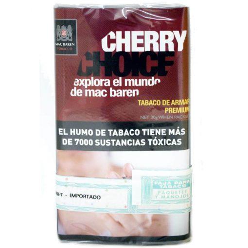 tabaco mac baren cherry precio online