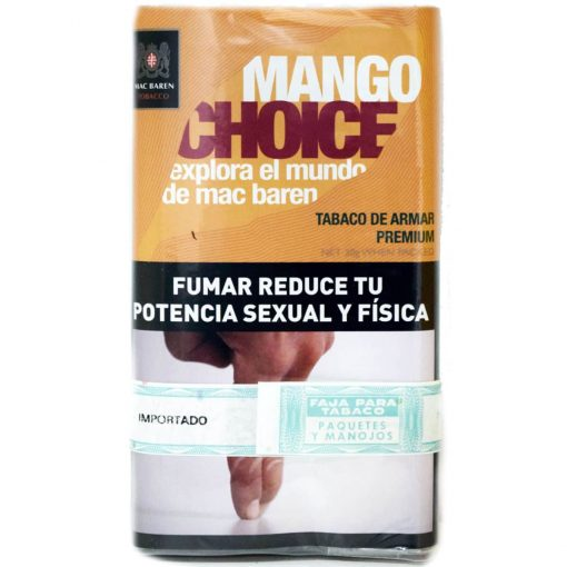 tabaco mac baren mango precio online