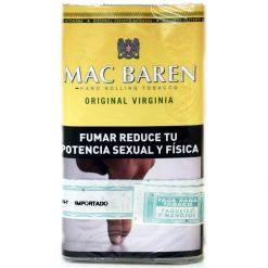 tabaco mac baren original virginia