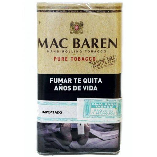 tabaco mac baren pure precio online