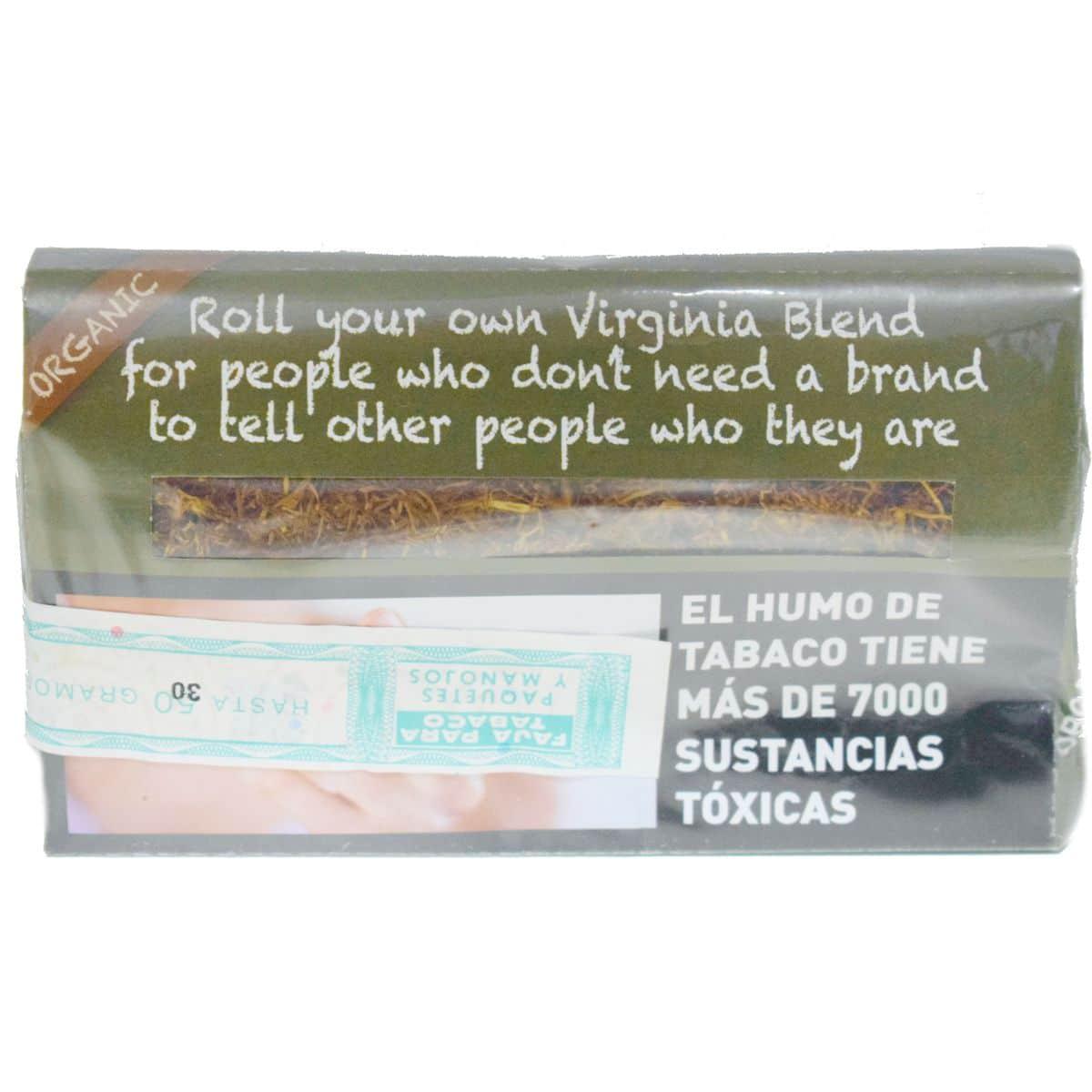 tabaco mac baren virginia organico precio