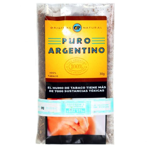 tabaco puro argentino venta onlune