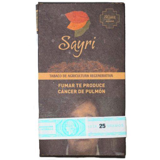 tabaco sayri precio chiyara