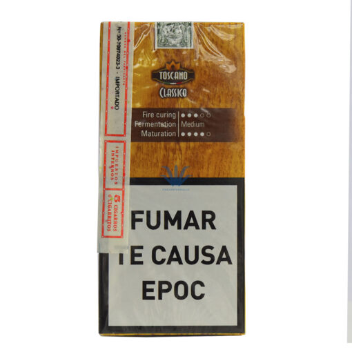 Cigarro Toscano classico Distruidora PARAINFERNALIA