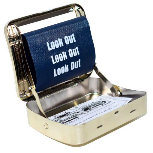 armador look out automatico metal precio