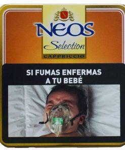 cigarro neos selection capriccio mini