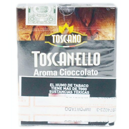 cigarro toscano toscanello chocolate
