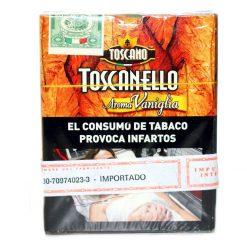 cigarro toscano toscanello vainilla precio