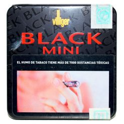 cigarro villiger mini blaco