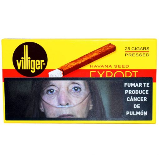 cigarros villiger export precio