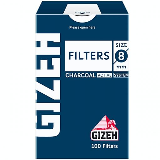 filtros gizeh con carbon regular