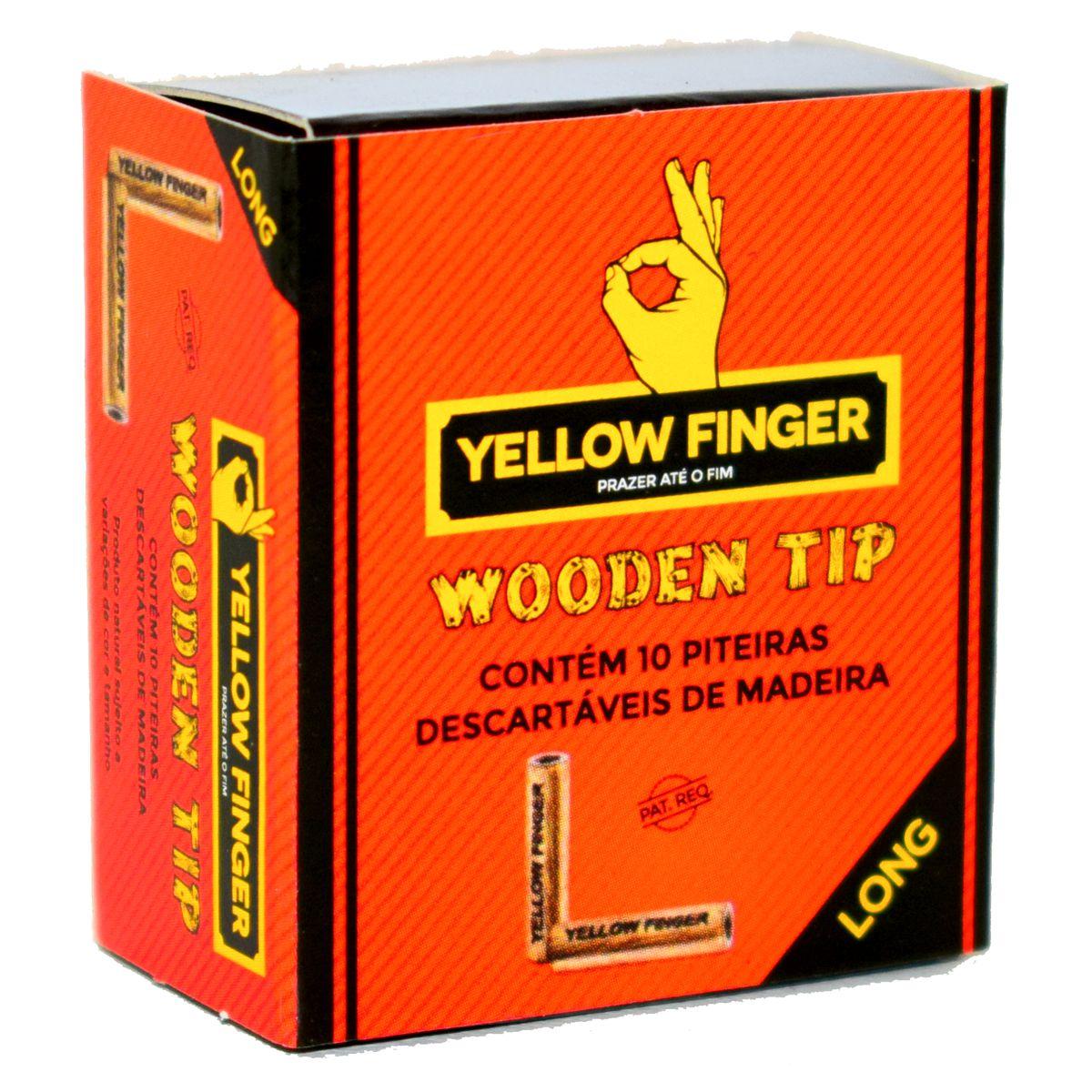 filtros yellow finger long precio tabaqueria