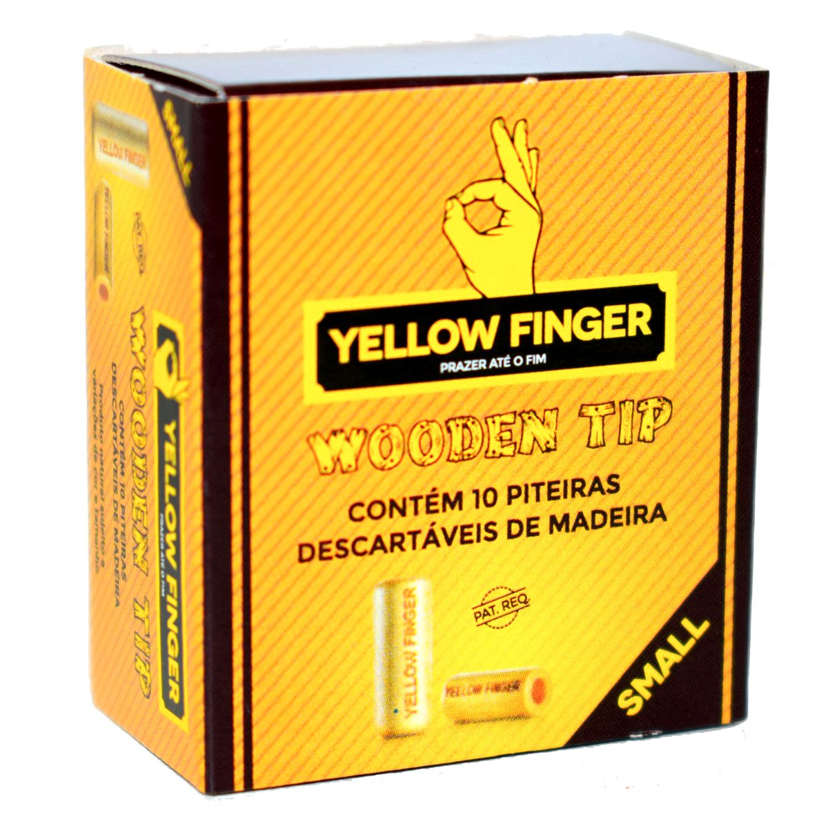filtros yellow finger small precio tabaqueria