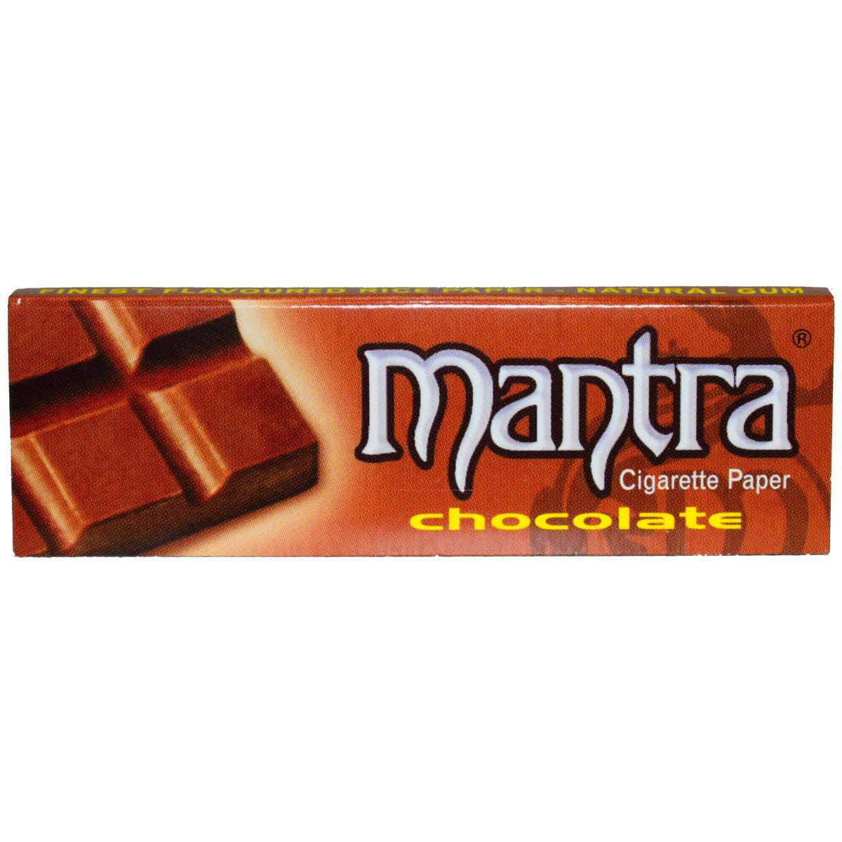 papel mantra chocolate fumar