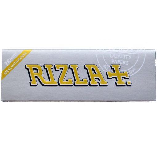 papel rizla silver regular