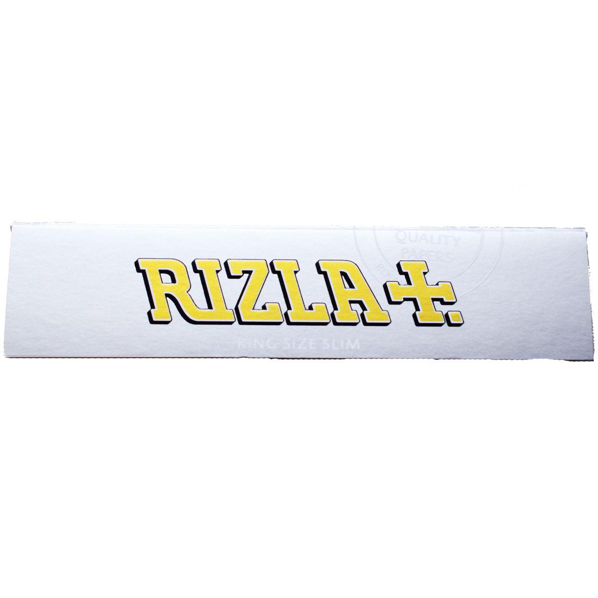 papel rizla silver regular king size