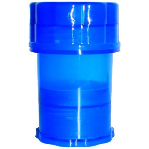 picador container plastico grinder
