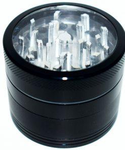 picador tapa transparente grinder