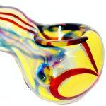 pipa de vidrio pyrexc fumar