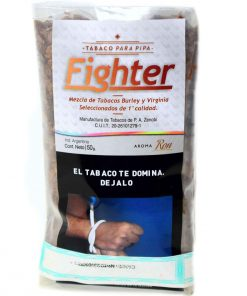 tabaco pipa fighter ron