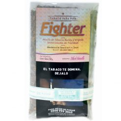 Tabaco pipa fighter veinilla black