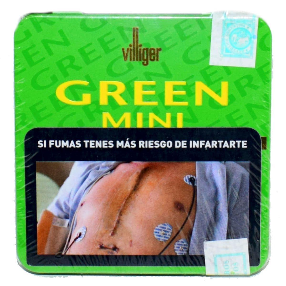 villiger mini green