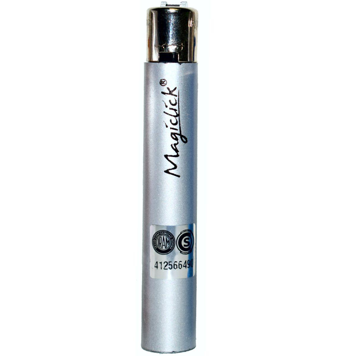 encendedor magiclick tubo metalizado precio