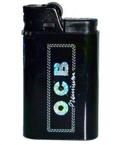 encendedor ocb premium black