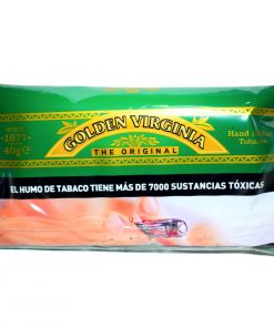 tabaco golden virginia 40gr venta precios