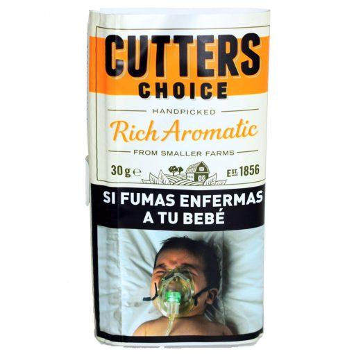 tabaco cutter rich aromatic precio