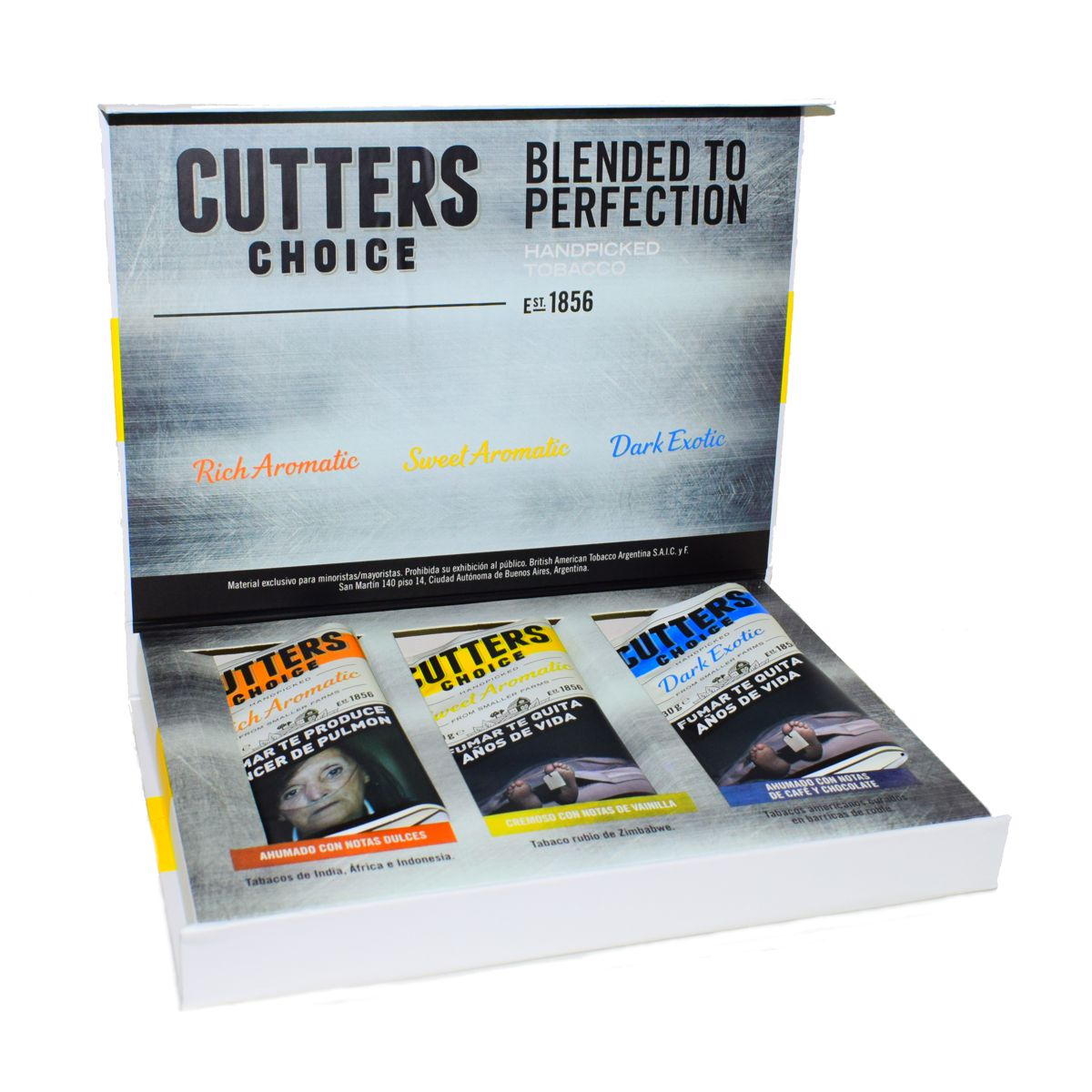 tabaco cutters gift box
