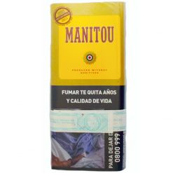 TABACO MANITOU VIRGINIA GOLD VENTA