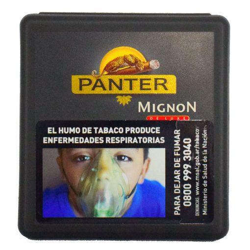 cigarros panter mignon deluxe precios