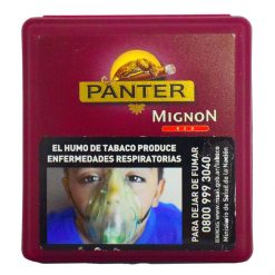 cigarros panter mignon red venta