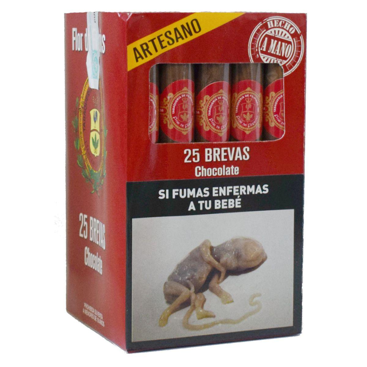 cigarros brevas chocolate venta online