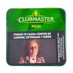 cigarros clubmaster mini brasil precio