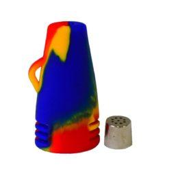 pipa mini silicona multicolor venta online