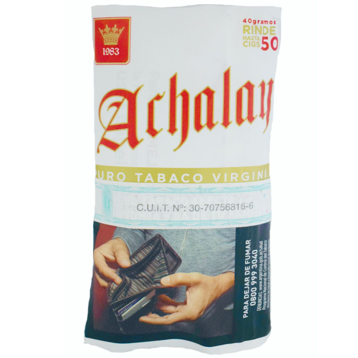 tabaco achalay venta online