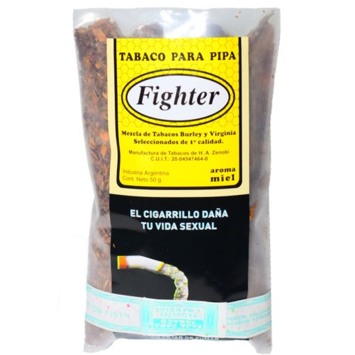 tabaco pipa fighter miel